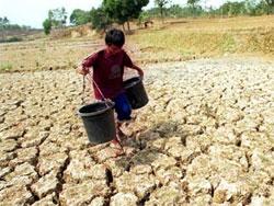 Kekeringan Meluas, 109 Desa Kesulitas Air Bersih