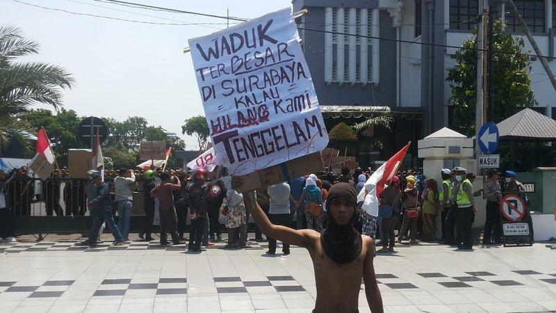 [RILIS MEDIA] Peninjauan Kembali Walikota Surabaya Ditolak, WALHI Jatim Tuntut Dokumen Alih Fungsi Waduk Sepat di Lakarsantri Dibuka Segera